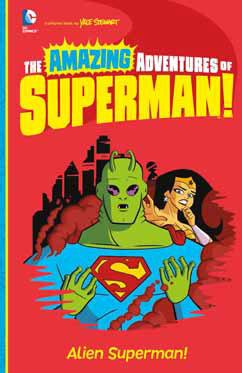 My Capstone Library Alien Superman